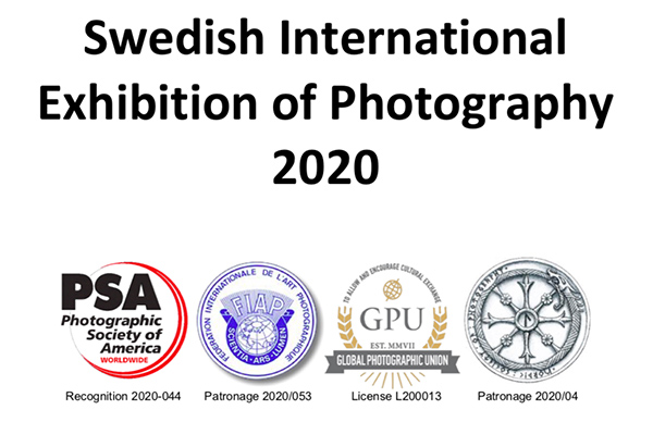 Swedish International Exhibition of Photography 2020