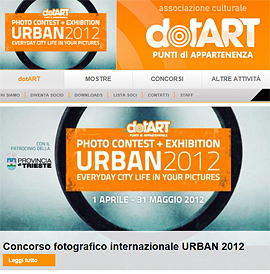 URBAN 2012 - International photo contest