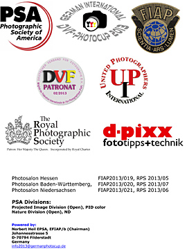 German International DVF-Photocup 2013