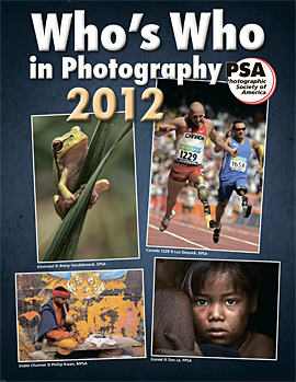 Who's Who in Photography 2012