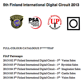 5th Finland International Digital Circuit -