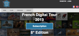 8° French Digital Tour